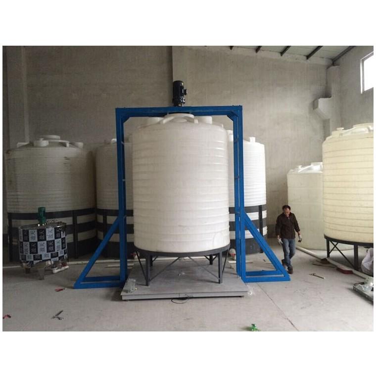 陜西省商州市鹽酸塑料儲罐高純水塑料儲罐信譽保證