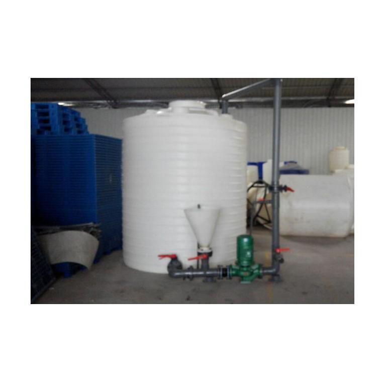 陜西省韓城市鹽酸塑料儲罐外加劑塑料儲罐量大從優