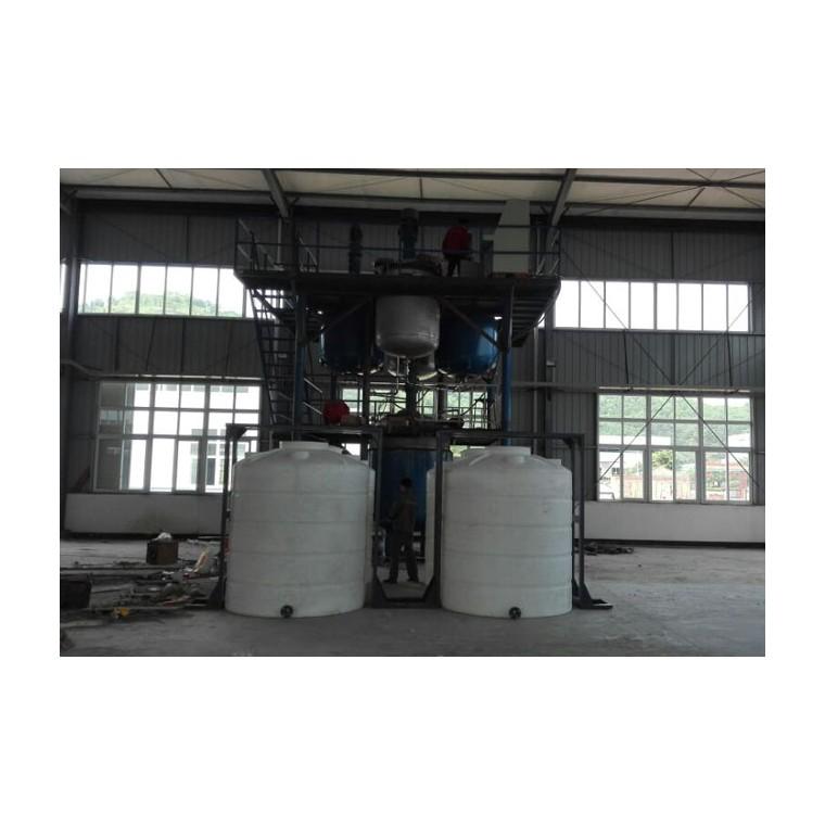 陜西省榆林市 鹽酸塑料儲罐高純水塑料儲罐信譽保證