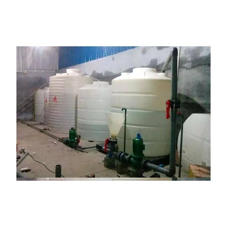 陜西省漢中市 鹽酸塑料儲罐外加劑塑料儲罐量大從優