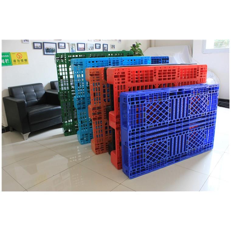 陜西省華陰市 九腳網輕塑料托盤川字塑料托盤量大從優