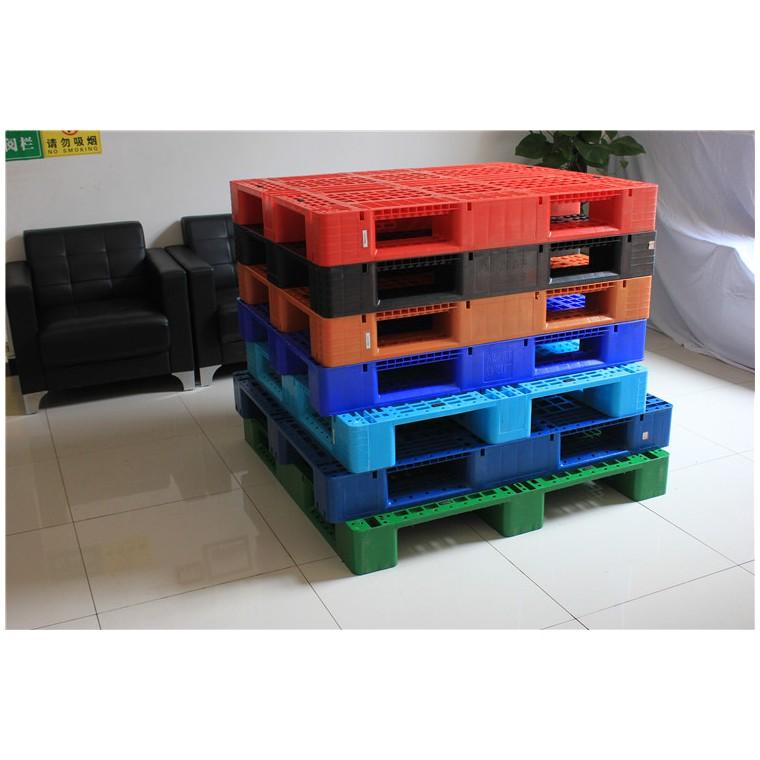 陜西省韓城市九腳平面塑料托盤川字塑料托盤行業領先