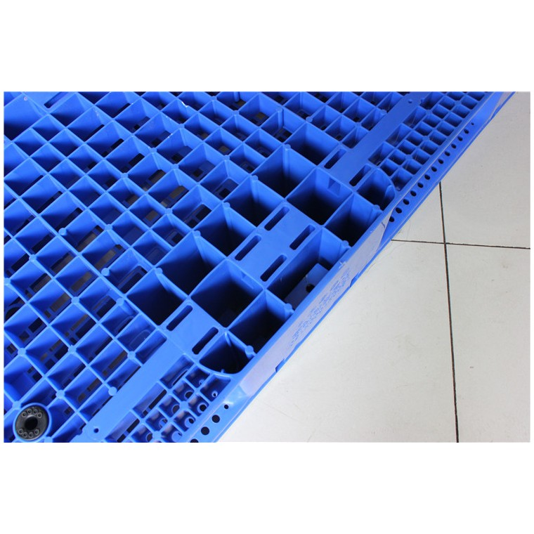 陕西省延安市 九脚平面塑料托盘双面塑料托盘性价比