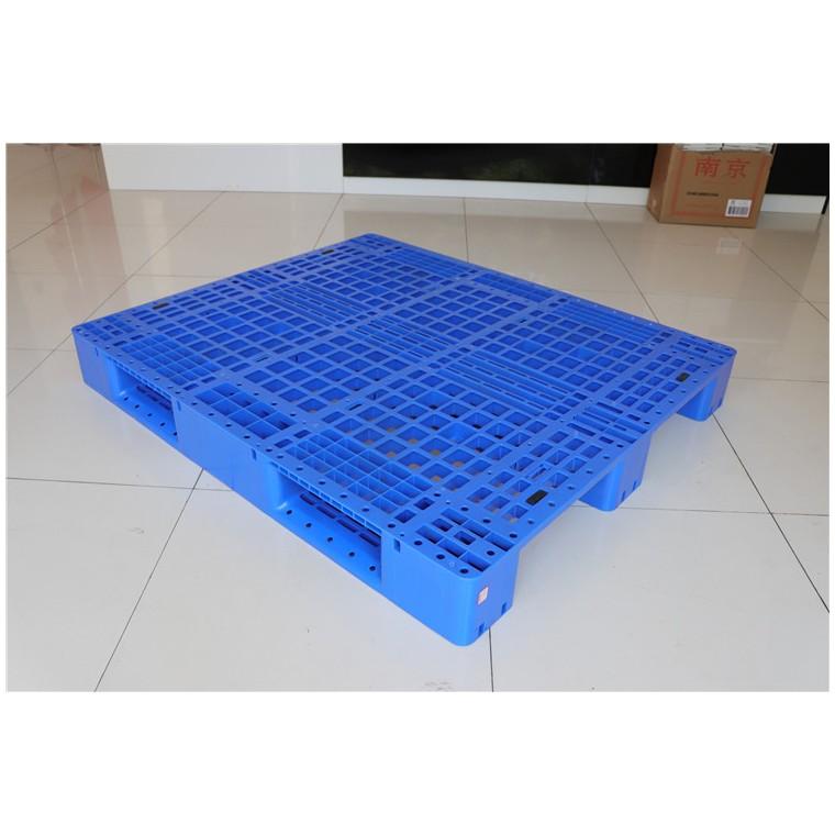 陕西省渭南 九脚平面塑料托盘双面塑料托盘量大从优
