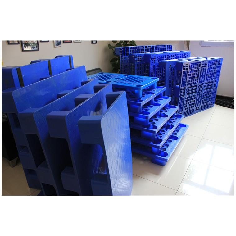 陕西省西安市 九脚平面塑料托盘双面塑料托盘哪家专业