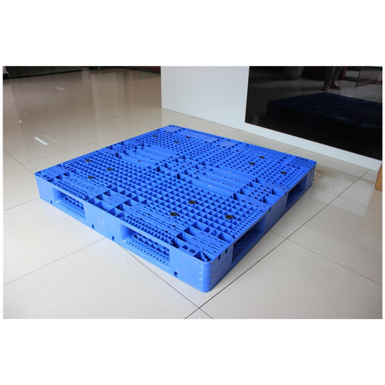 陜西省延安市 九腳平面塑料托盤雙面塑料托盤量大從優