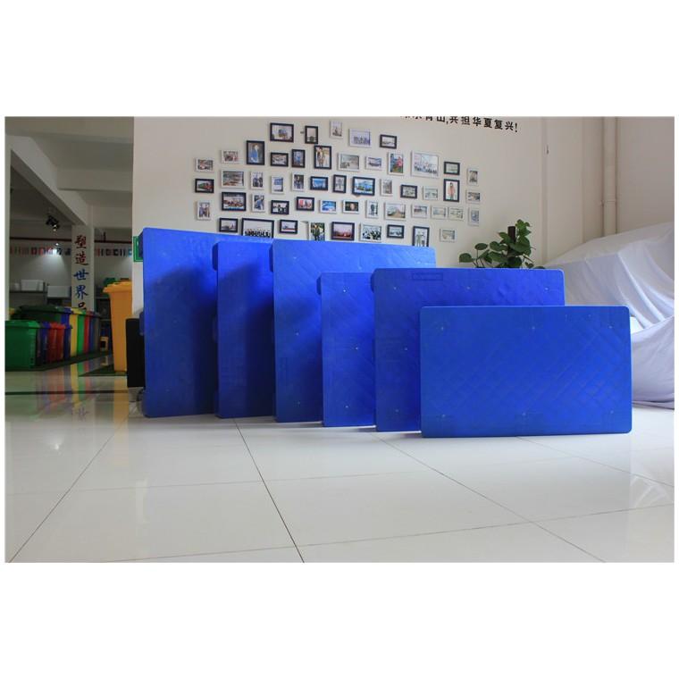 陕西省咸阳市 九脚平面塑料托盘川字塑料托盘性价比