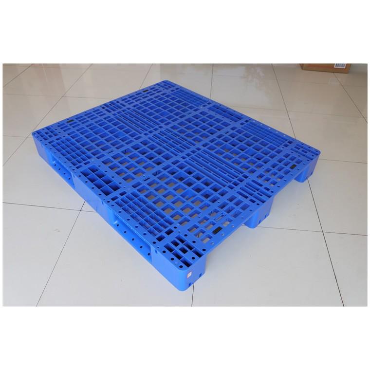 四川省广安九脚网轻塑料托盘双面塑料托盘信誉保证