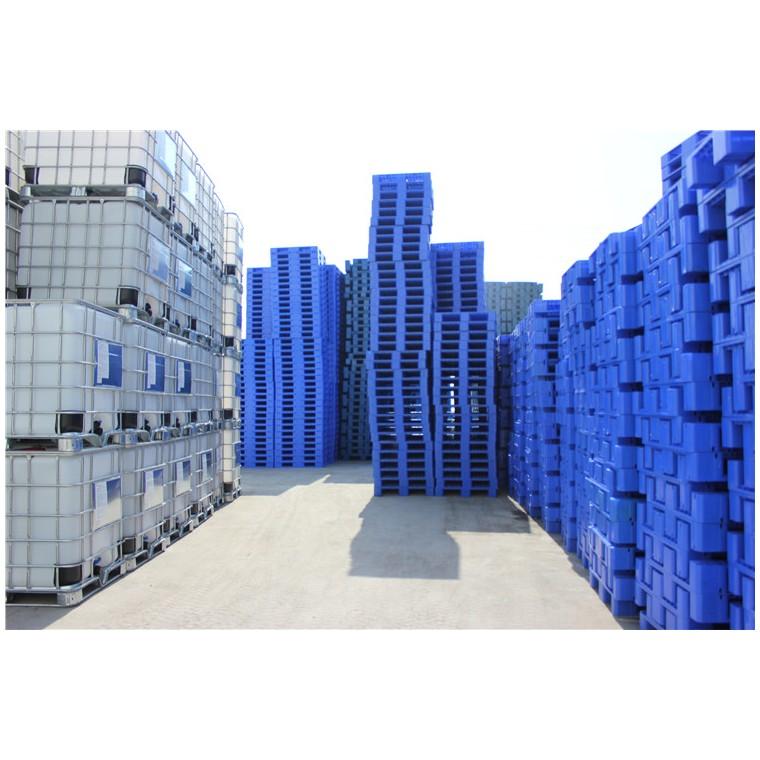 四川省攀枝花九腳平面塑料托盤雙面塑料托盤哪家比較好