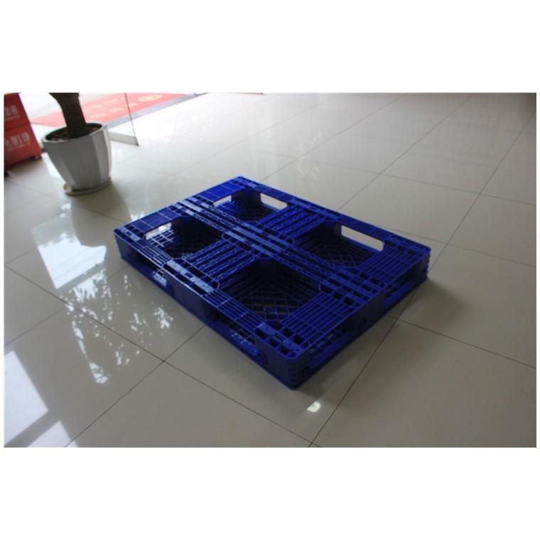 四川省樂山1210九腳塑料托盤雙面塑料托盤性價比