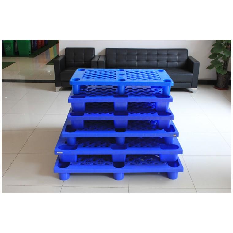 四川省廣安九腳網輕塑料托盤雙面塑料托盤哪家專業