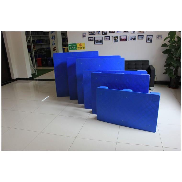 四川省资阳九脚网轻塑料托盘双面塑料托盘哪家比较好