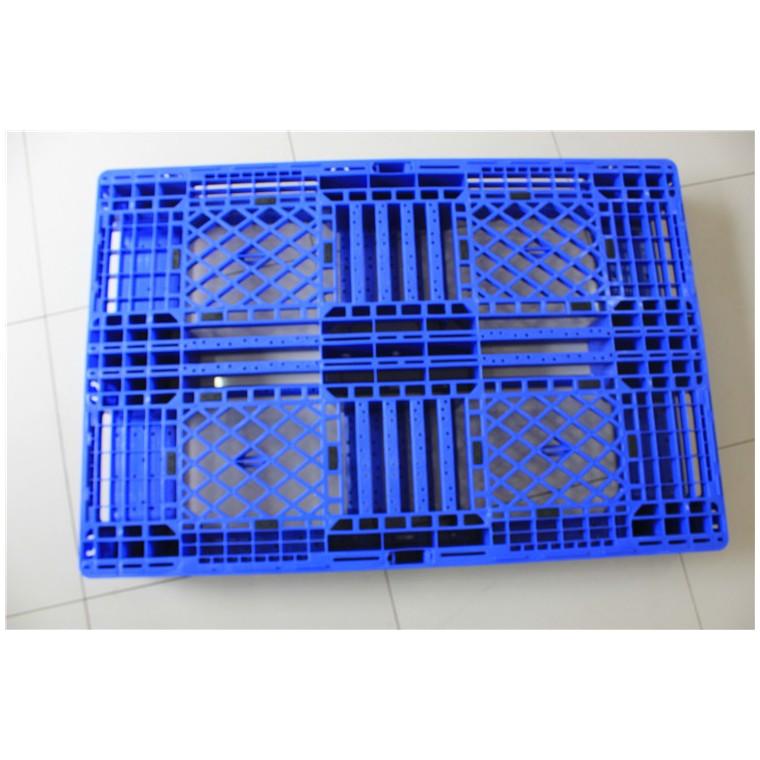 四川省達州1210九腳塑料托盤雙面塑料托盤廠家直銷