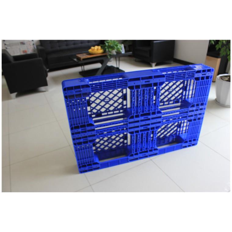 四川省广安1210九脚塑料托盘川字塑料托盘性价比