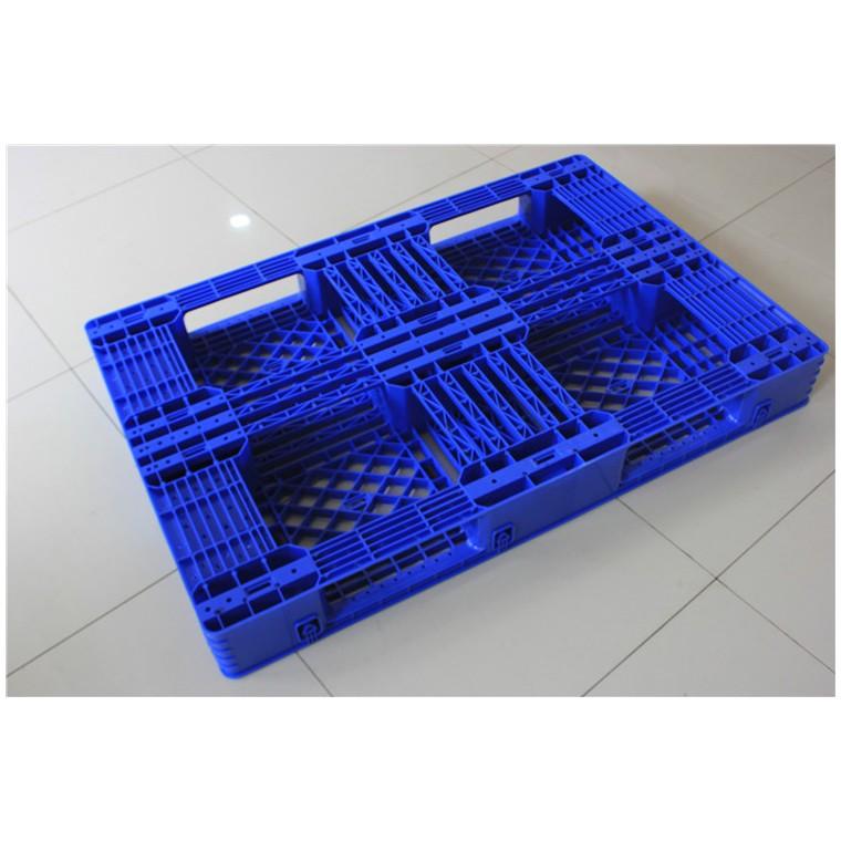 四川省雅安九腳平面塑料托盤雙面塑料托盤信譽保證
