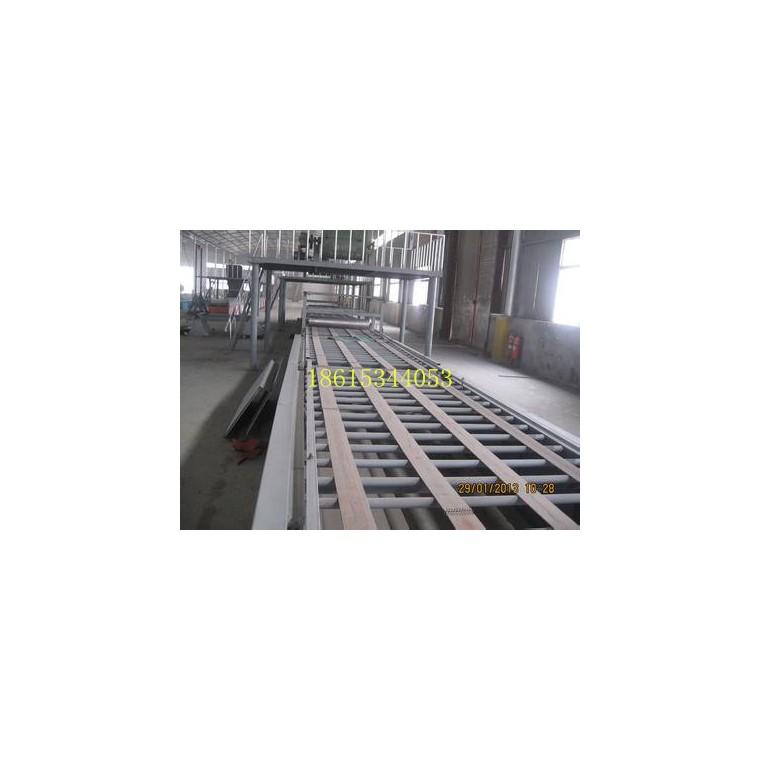 各種型號模箱式水泥基勻質板設備 勻質板切割鋸山東碩豐