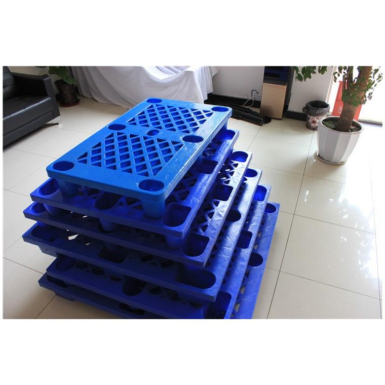 四川省资阳1210九脚塑料托盘川字塑料托盘优质服务
