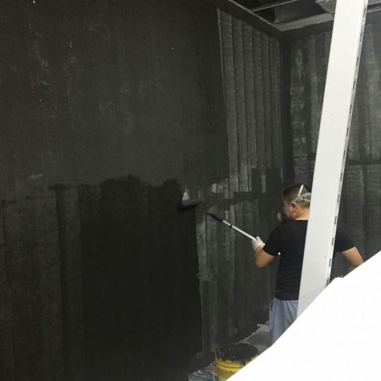 5G基站抗电磁辐射水性涂料 水性导电漆 水性电磁屏蔽漆