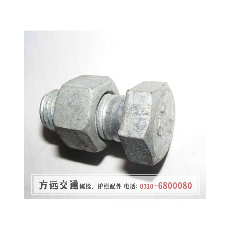 大厂家生产电力螺栓 6.8级热镀锌铁塔螺栓 热销优质