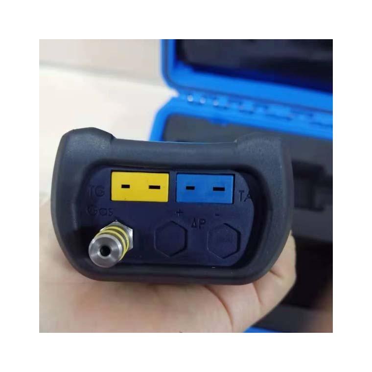 手持煙氣分析儀 德國菲索E30X 采用中文彩屏