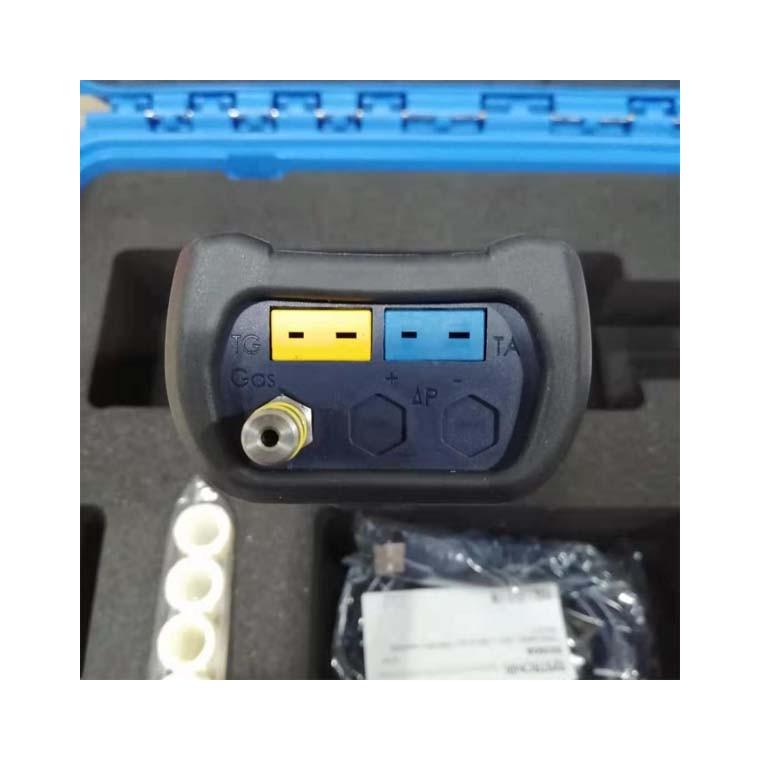 德國菲索,E30X煙氣檢測儀,可通過二維碼保存檢測數據