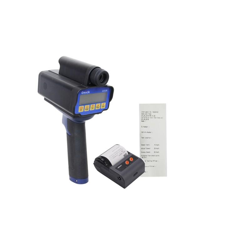 歐尼卡LS320帶打印 Onick歐尼卡激光測速儀