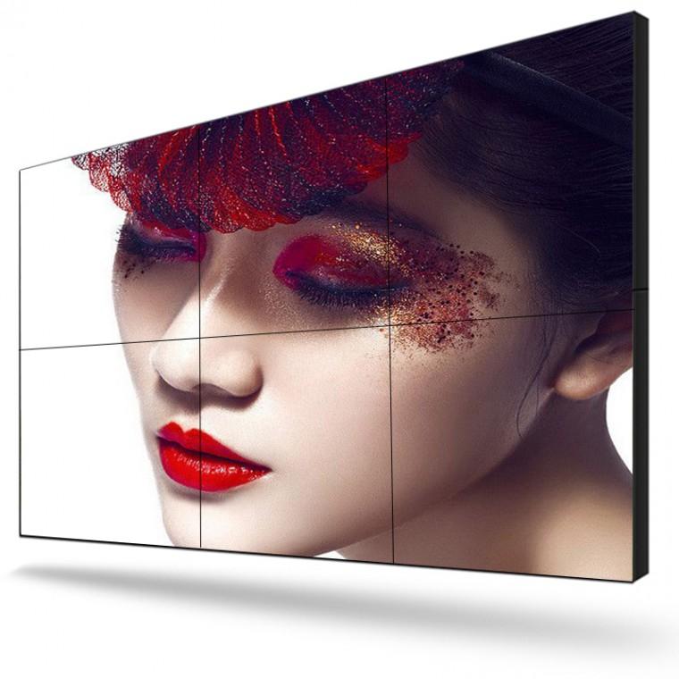 工業4k超高清液晶拼接屏大屏幕液晶拼接墻46寸55寸