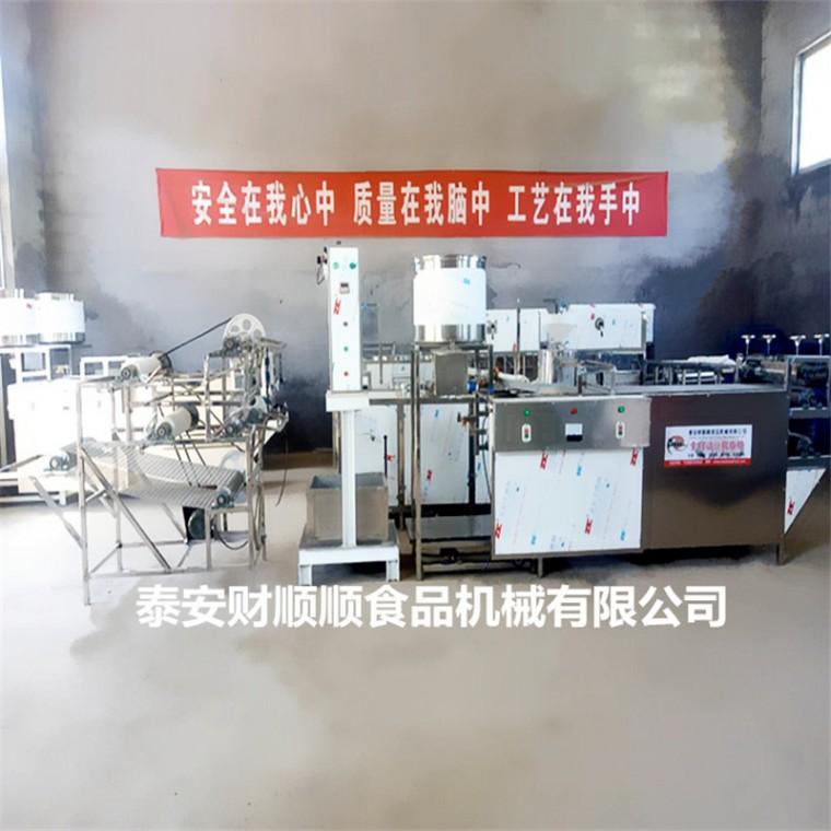 平頂山豆腐皮機廠家 多功能豆腐皮機型號全價格實惠