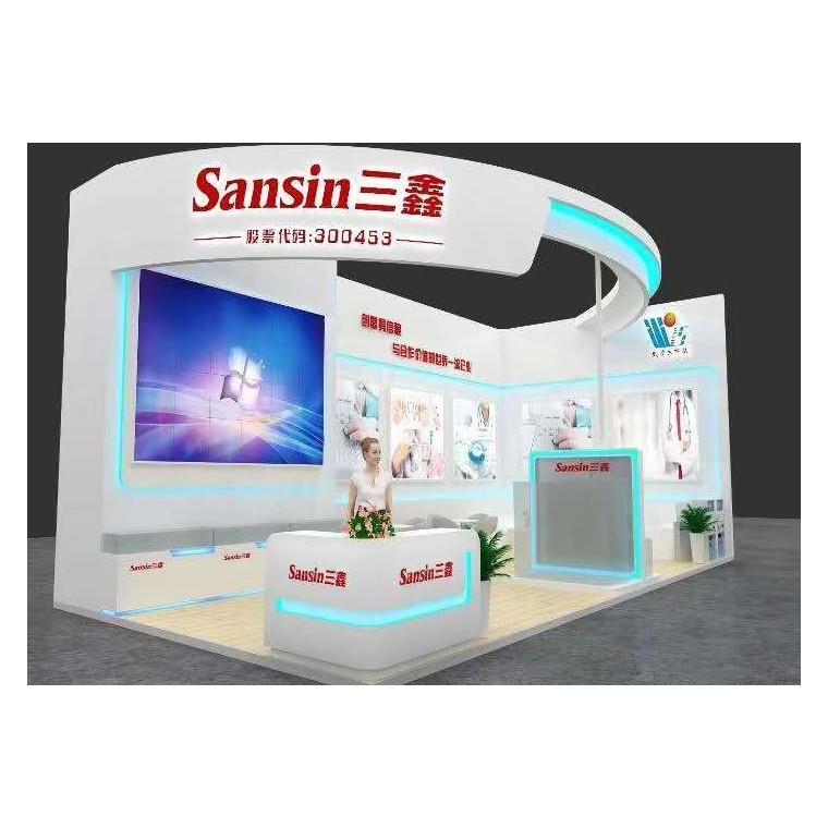 廣州國際車用空調及冷藏技術展覽會優質展位設計搭建選擇添誠