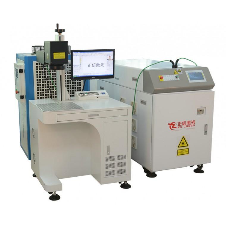 振镜式扫描激光焊接机