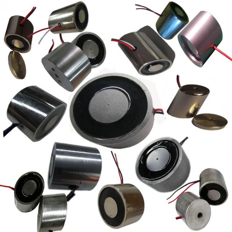 廠家非標定制各類圓形吸盤電磁鐵方形吸盤電磁鐵保持吸盤電磁鐵