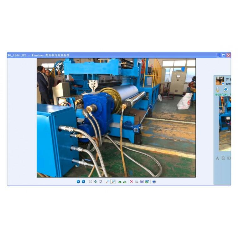 汽车地板革专用挤出机,汽车地板革专用挤出机(图)