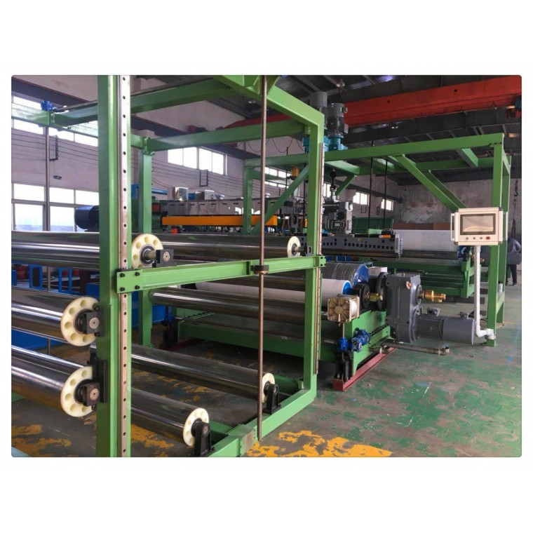 ABS板材生产设备(图示)   一、ABS板