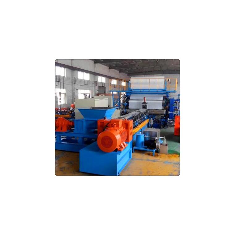 PVC板材挤出机,PVC板材挤出生产设备(图示)