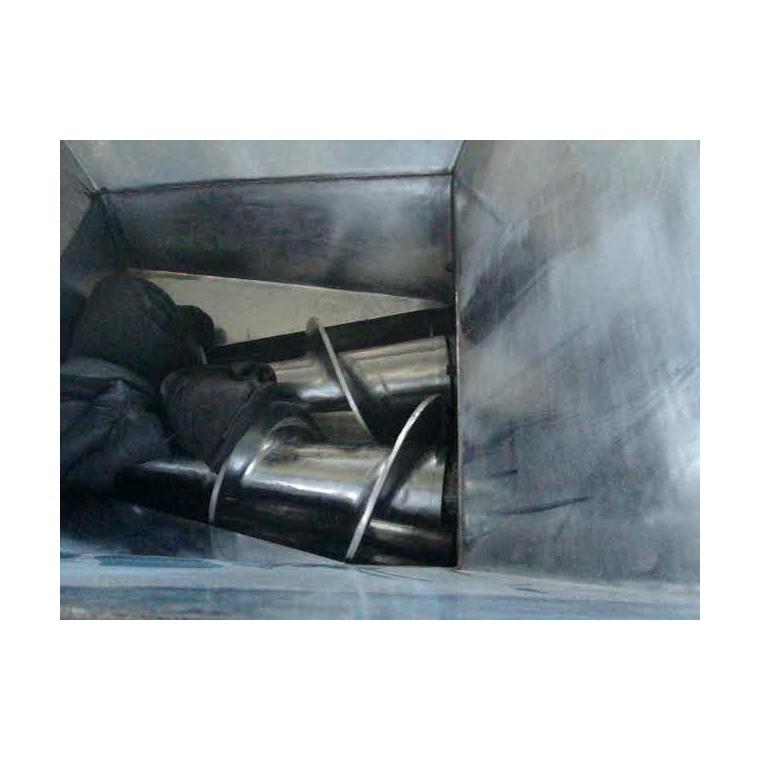 阻尼片材挤出机,汽车阻尼板挤出设备(图示)