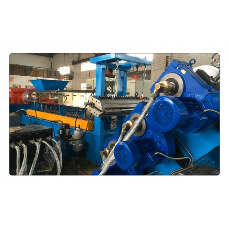 EPDM片材挤出机,EPDM片材材料生产设备(图示)