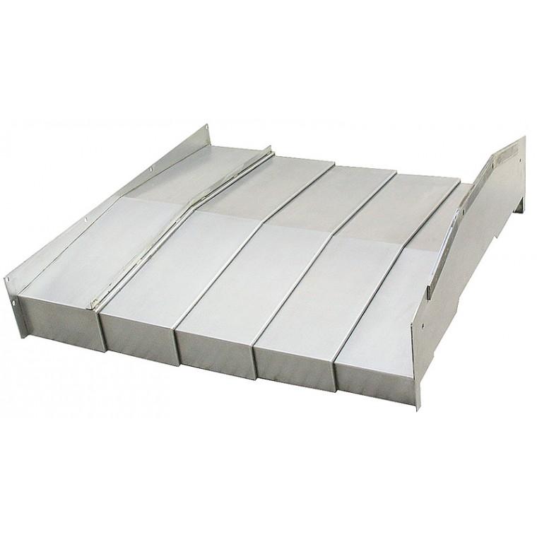 定制鋼板防護罩 機床導軌防護罩 車床防護罩