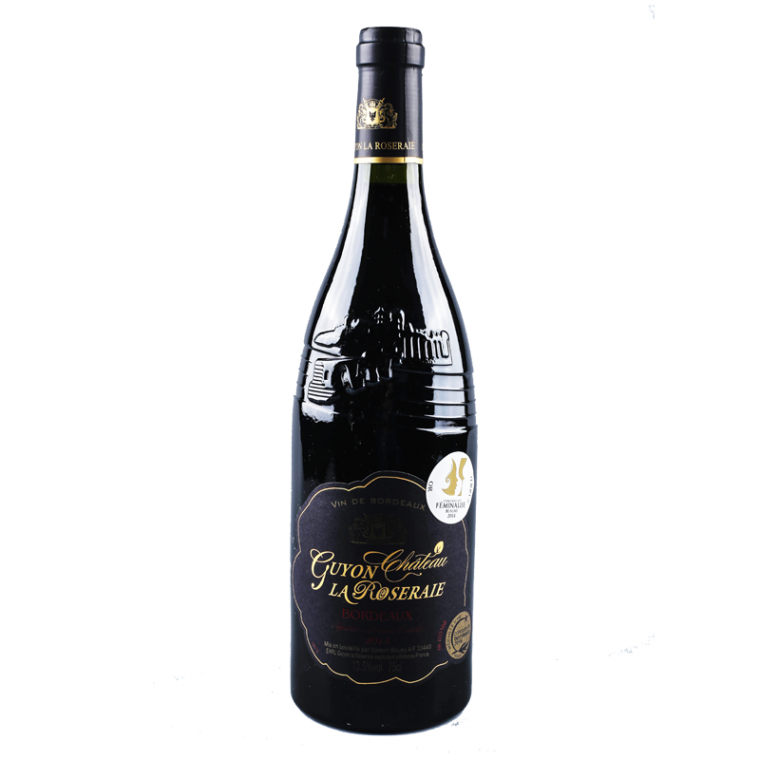 法國玫瑰之韻干紅葡萄酒