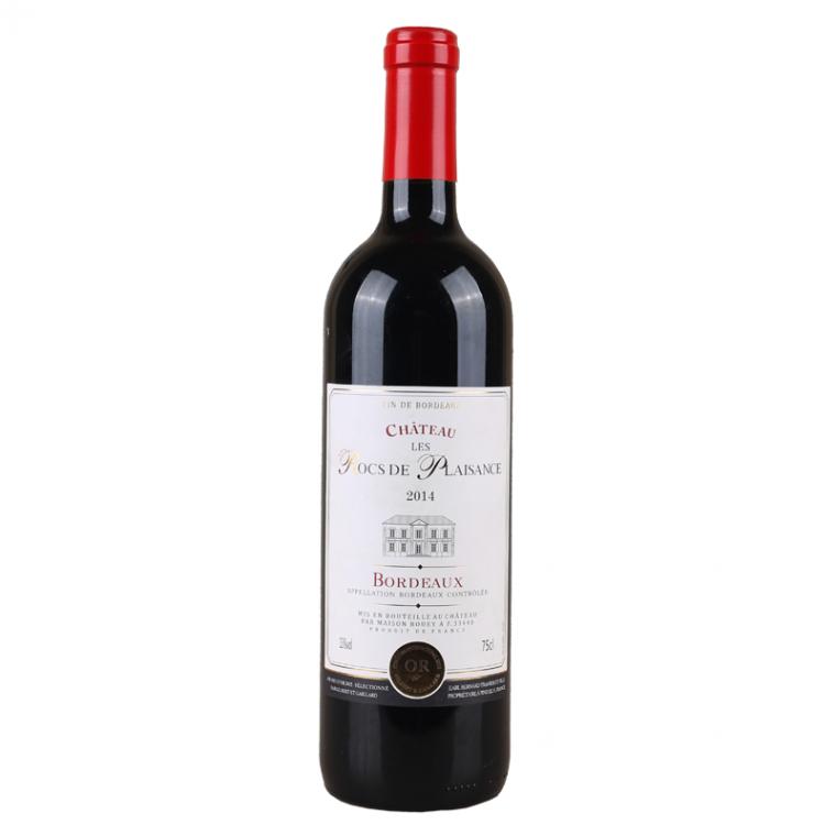 法國大鵬莊園干紅葡萄酒