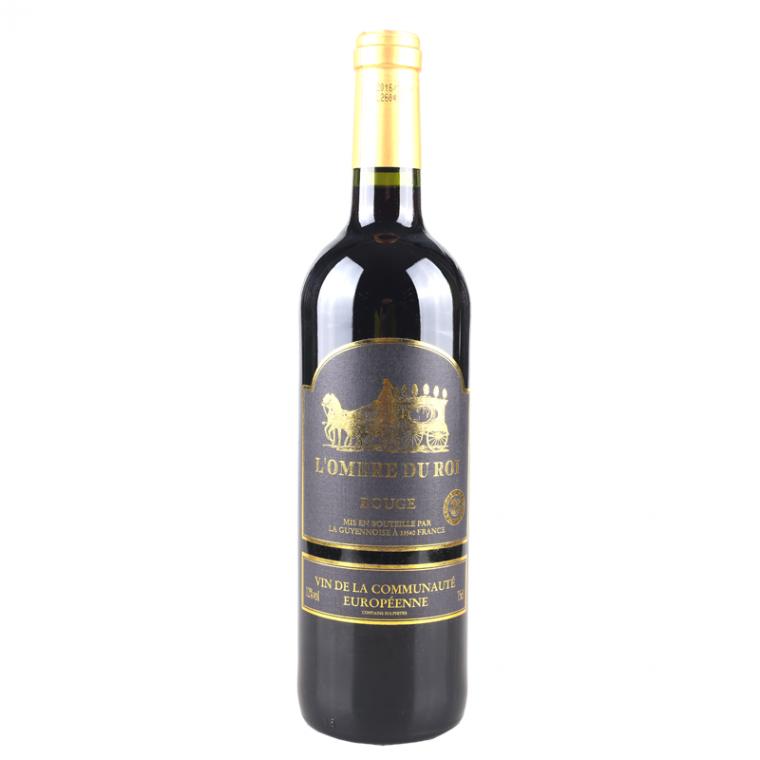 法国罗贝都黄干红葡萄酒