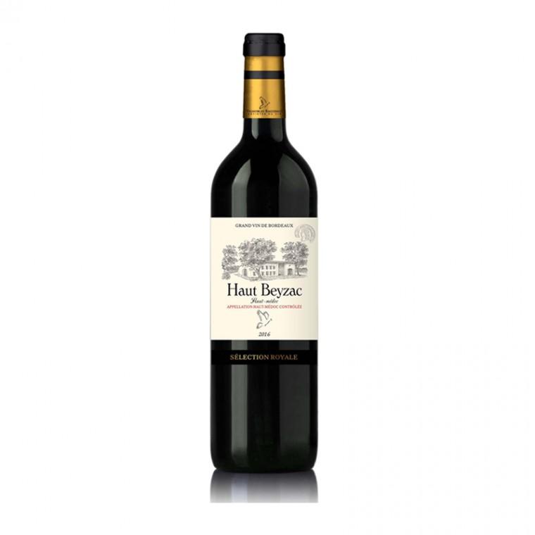 法国奥佩萨克经典酒窖干红葡萄酒