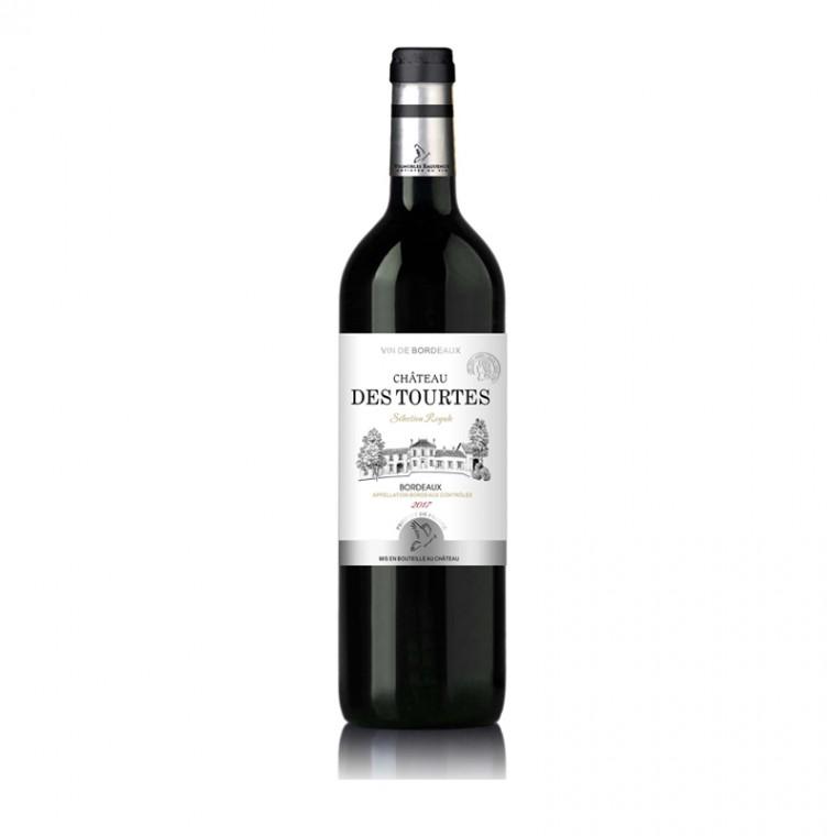 法国杜尔特乐多干红葡萄酒