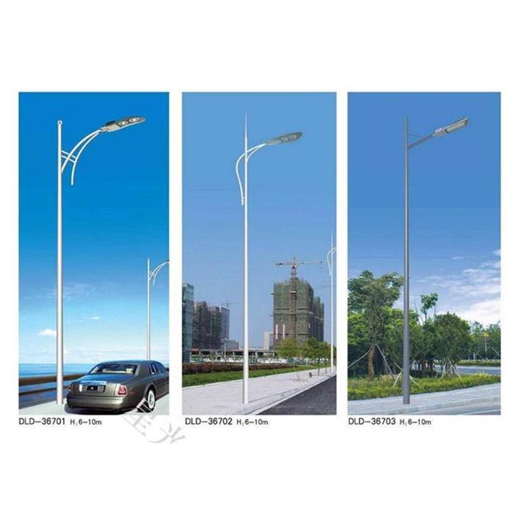 led單雙臂路燈,城市道路燈,市政工程戶外燈,小區路燈定制