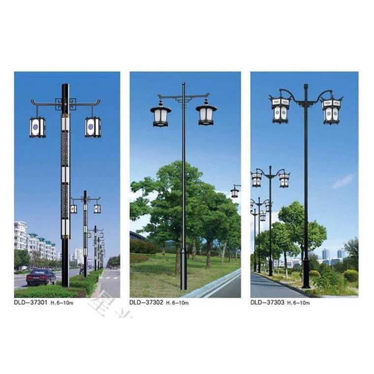 led單雙臂路燈,城市道路燈,市政工程戶外燈,小區燈定制加工