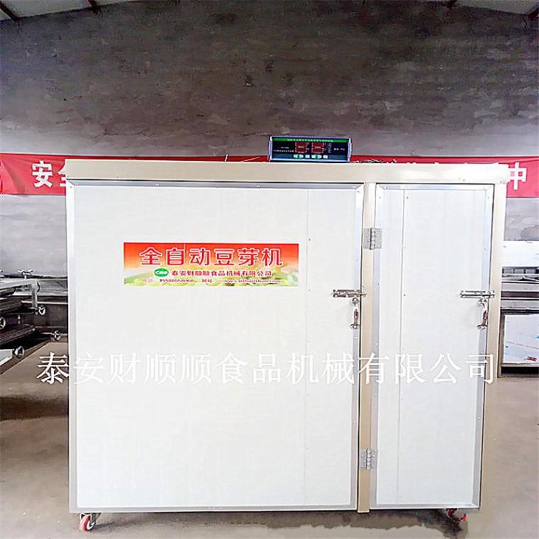 張家界豆芽機生產廠家 多功能豆芽機控制器一鍵式操作