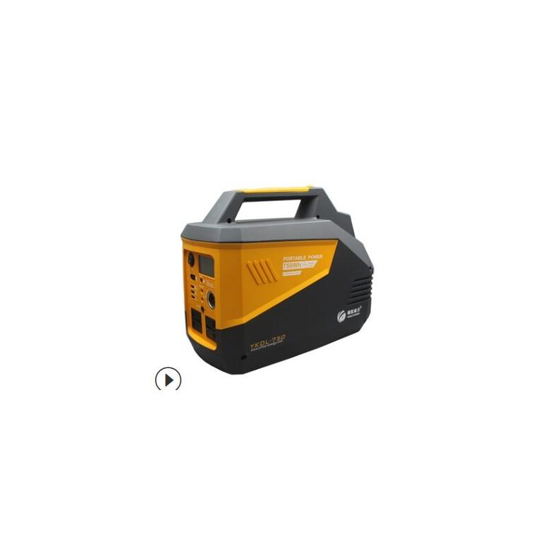 便攜式多功能家用儲能系統500W750Wh 離網式逆變系統