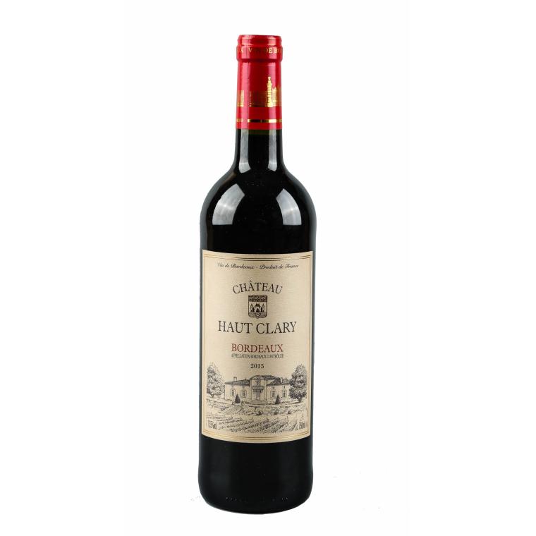法國歐克拉干紅葡萄酒