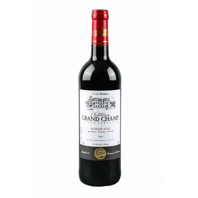 法國歌尚城堡干紅葡萄酒