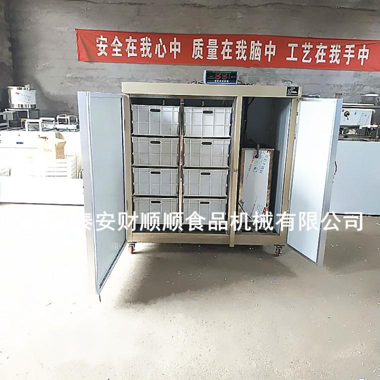 寧夏中衛大型豆芽機批發廠家 智能大容量生豆芽機設備