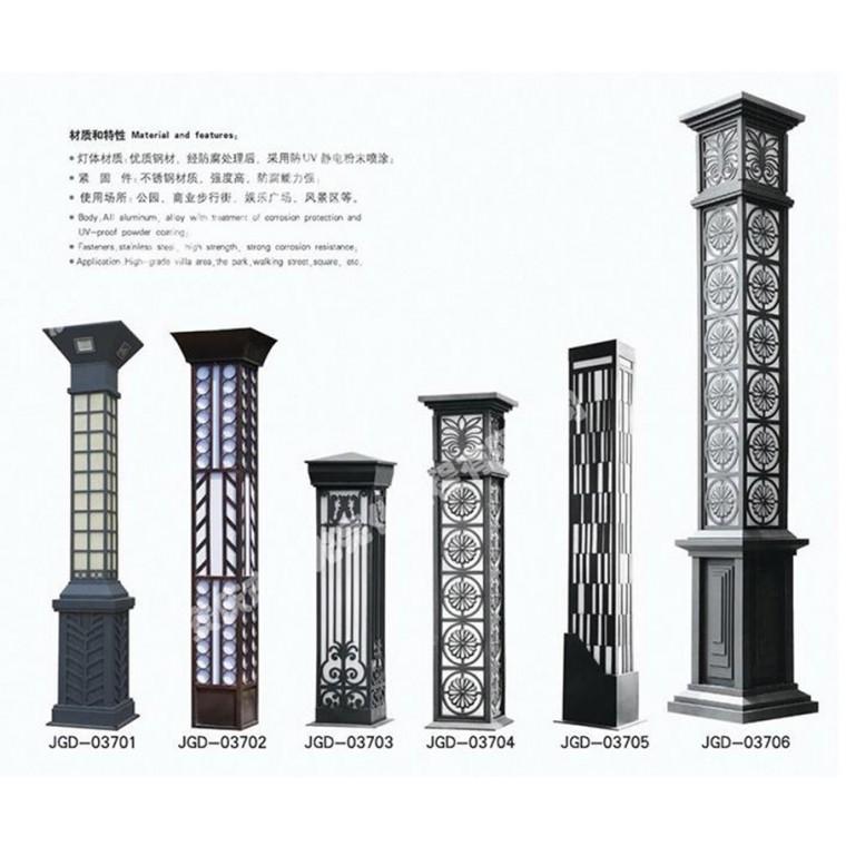 景觀燈廠家定制 公園廣場景觀燈 LED防水景觀燈造型定制
